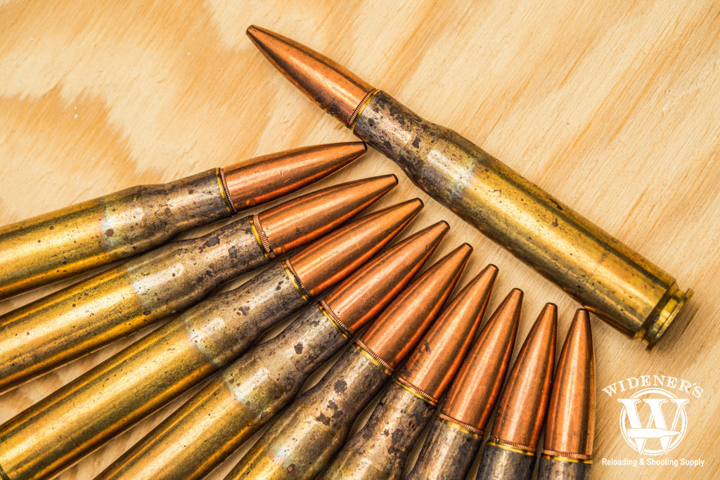a photo of federal brand 50 caliber bmg bullets