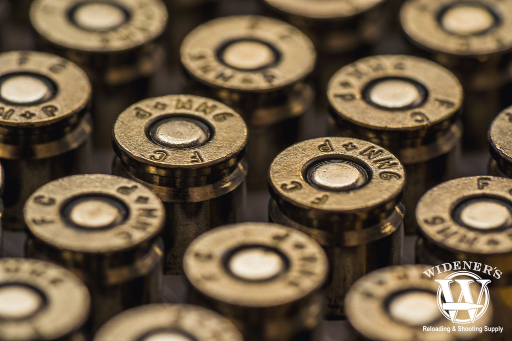 photo of federal 9mm ammo