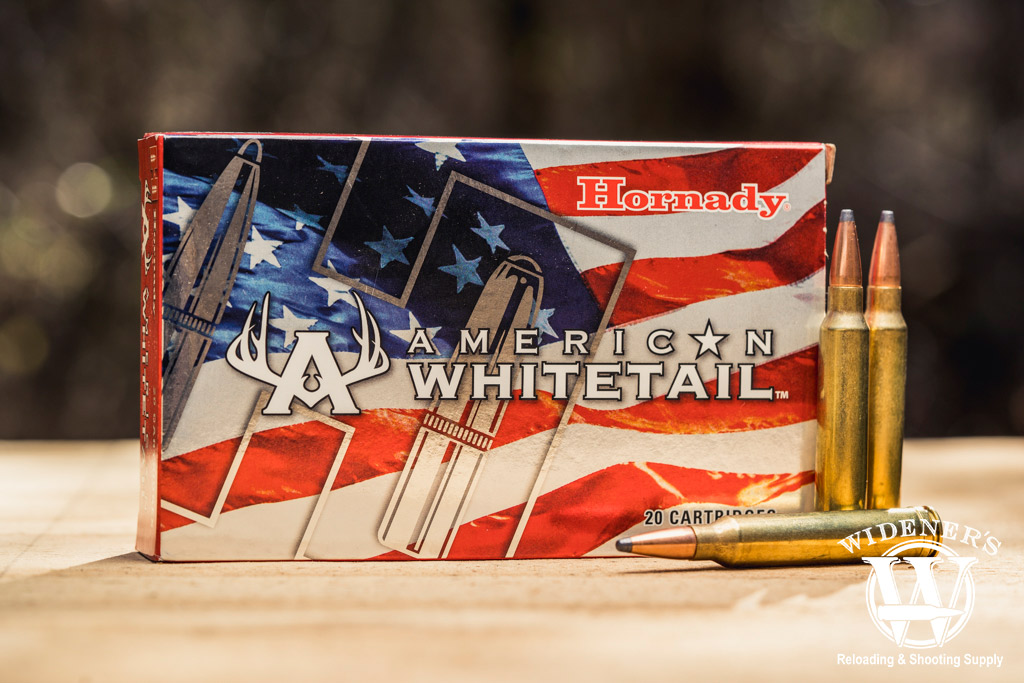 A photo of hornady 300 win mag ammunition