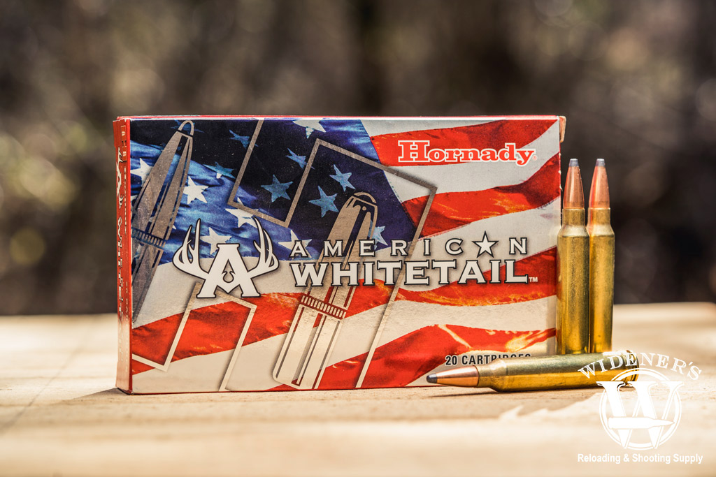photo of hornady american white tail best 300 win mag ammo