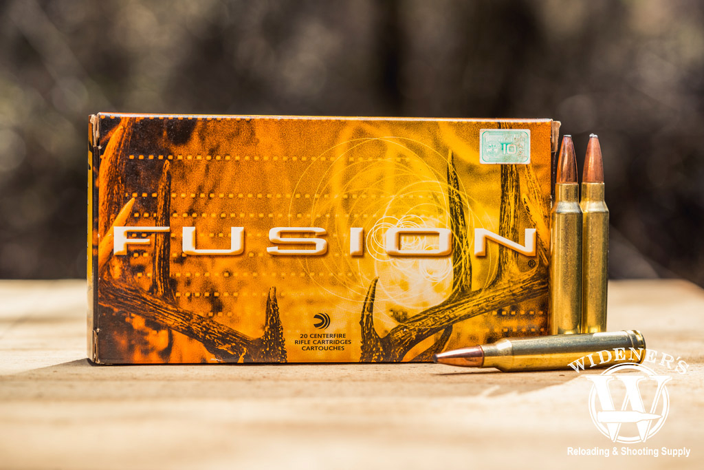 photo of federal fusion best 300 win mag ammo outdoors