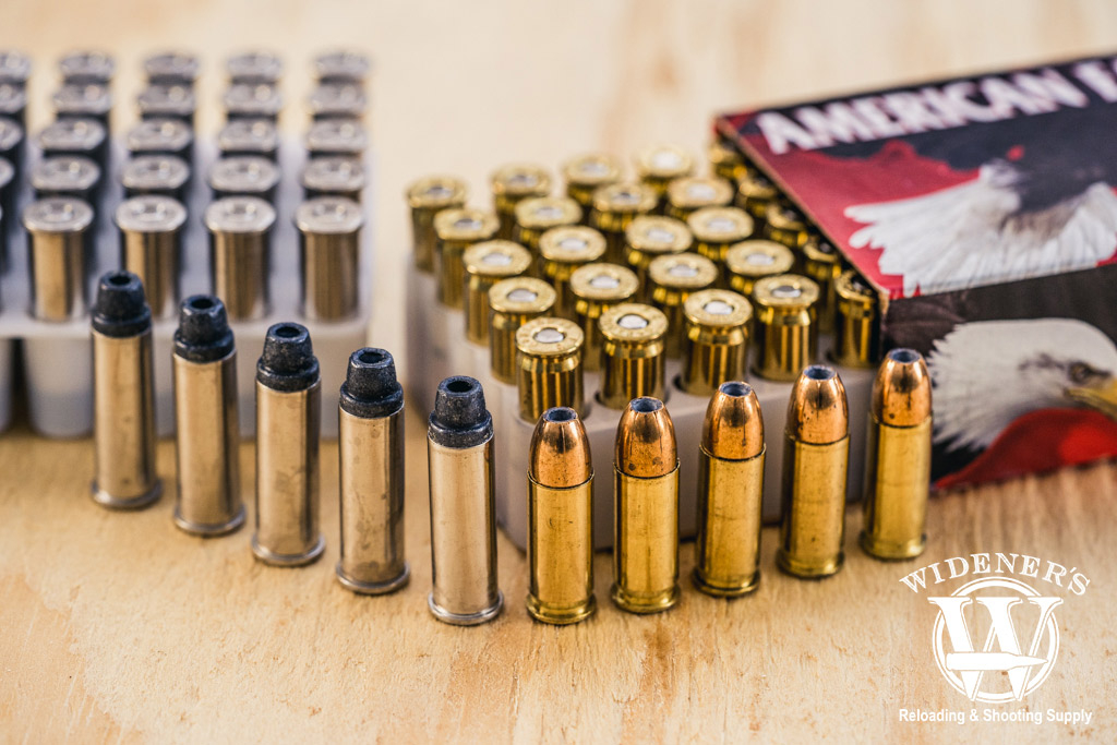 a photo of federal 38 special ammo and 38 super plus p ammo