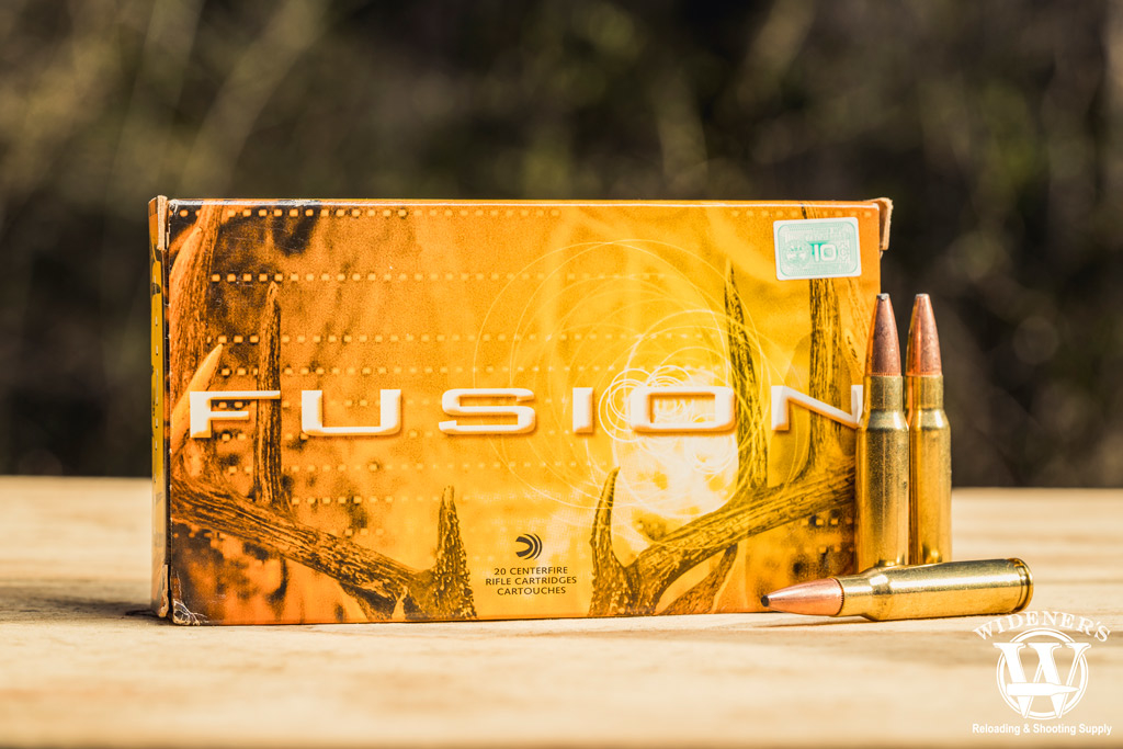 photo of best .308 ammo federal fusion
