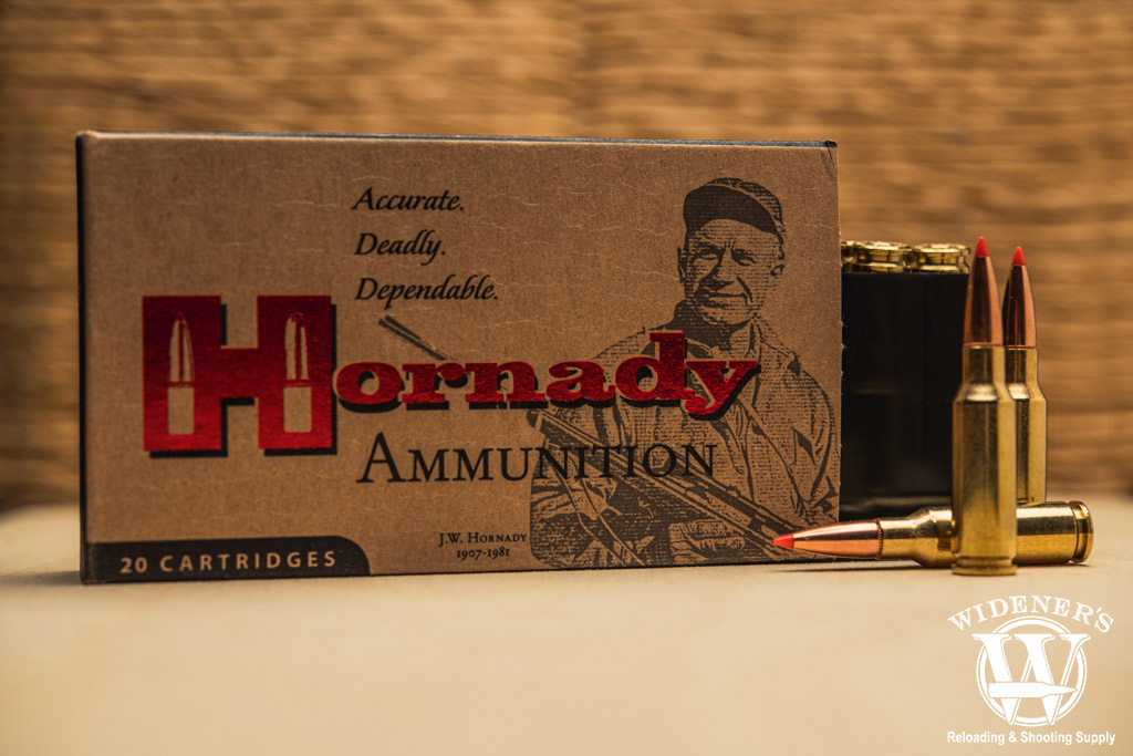 a photo of hornady sst best 6.5 grendel ammo