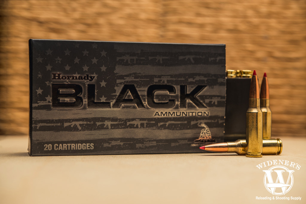 a photo of hornady best 6.5 grendel eld ammo