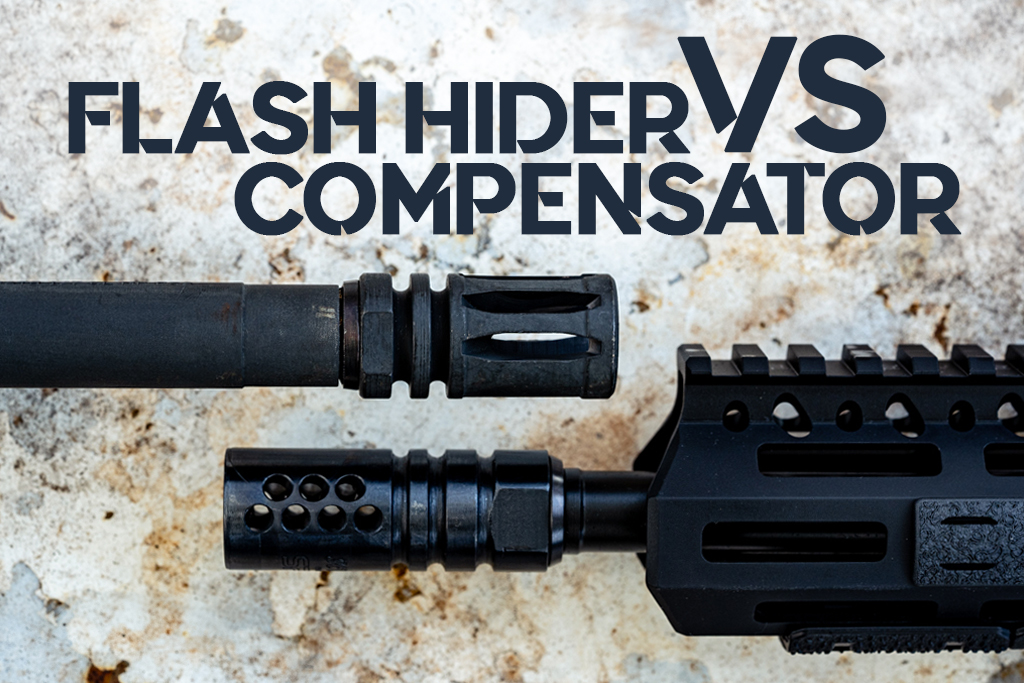 photo of Flash Hider VS Compensator