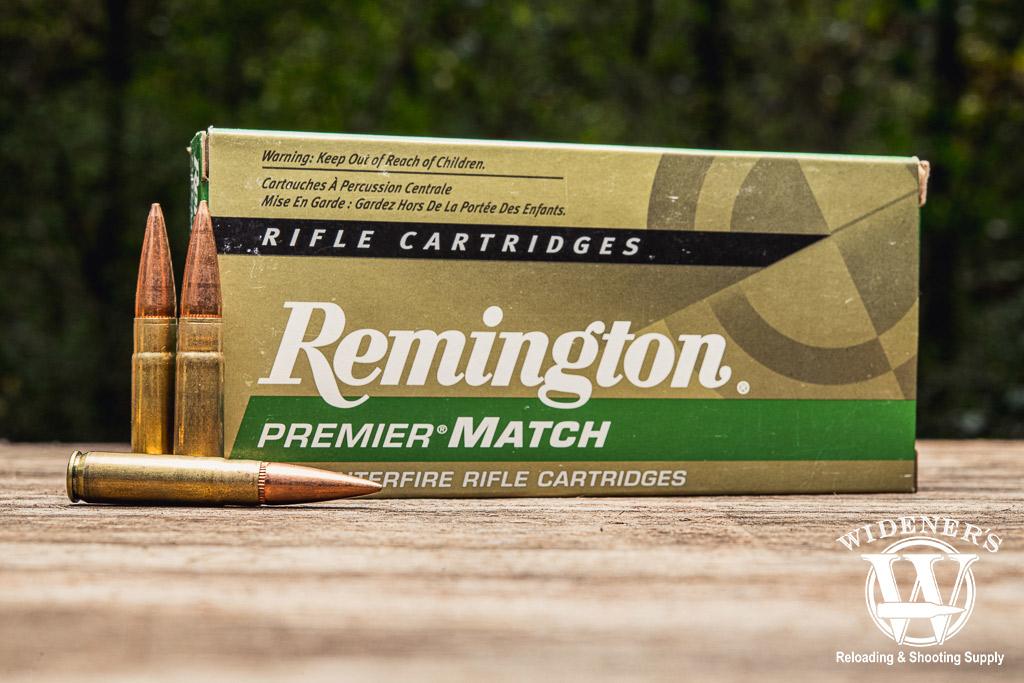 photo of remington premier match Best 300 Blackout Ammo