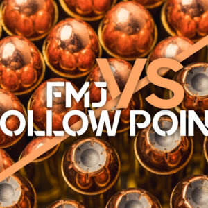 Hollow Point VS FMJ