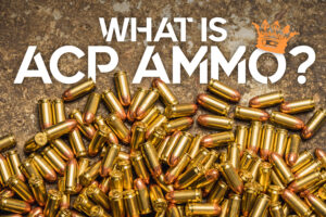 what is acp ammo