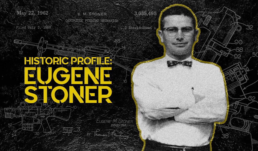 photo of eugene stoner