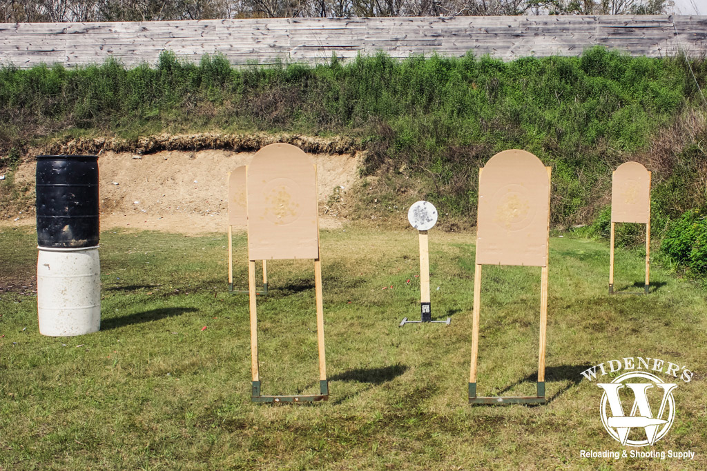 photos of targets outdoors art a glock gssf match