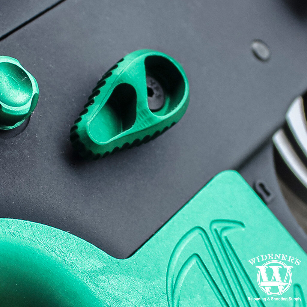 a photo of an ambidextrous safety selector