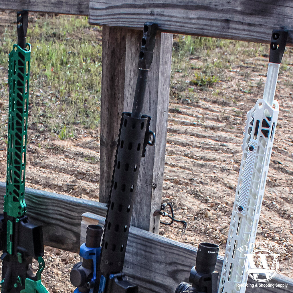a photo of a muzzle break must have AR-15 accessories