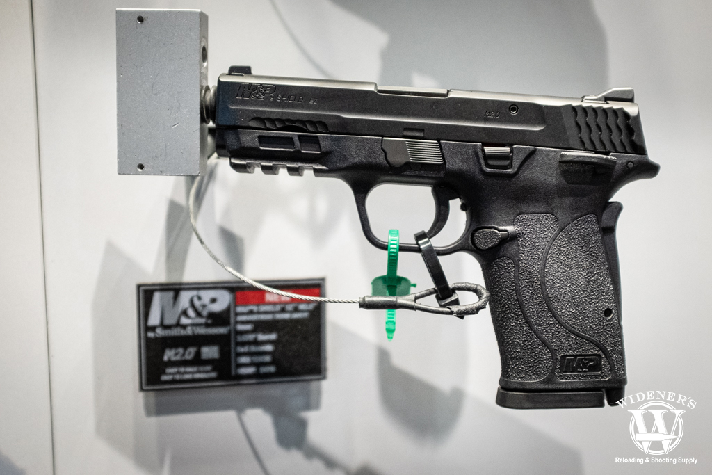 a photo of the smith & wesson M&P 9EZ shield handgun