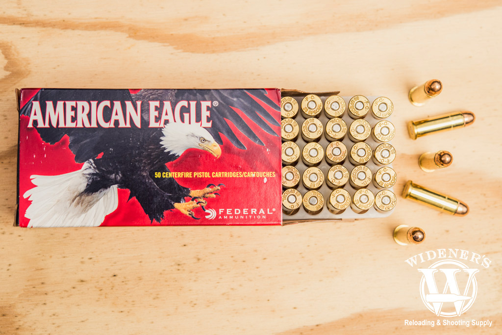 photo of federal best 38 special fmj ammo on plywood