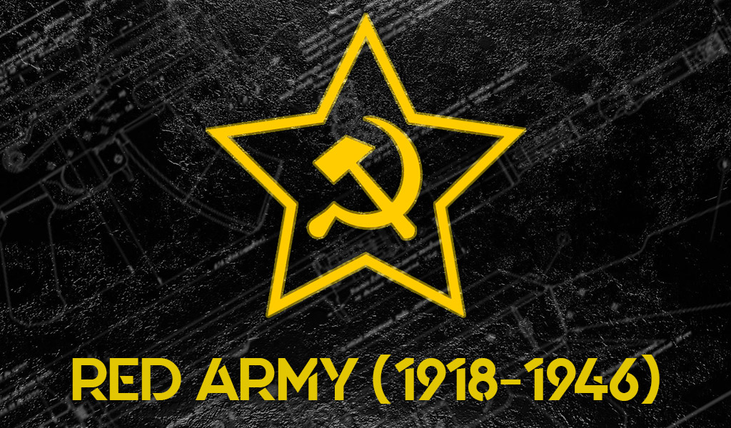 the logo of the soviet red army 1918-1946