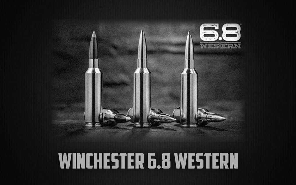 a photo of winchester 6.8 western rifle ammo