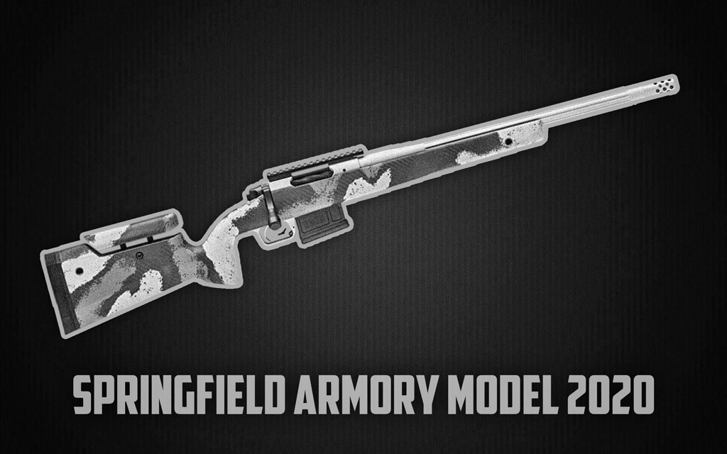 a photo of the Springfield Armory Model 2020 Rifle