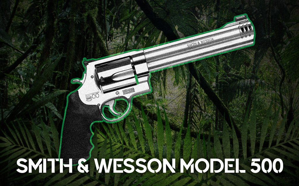 a photo of Smith & Wesson Model 500