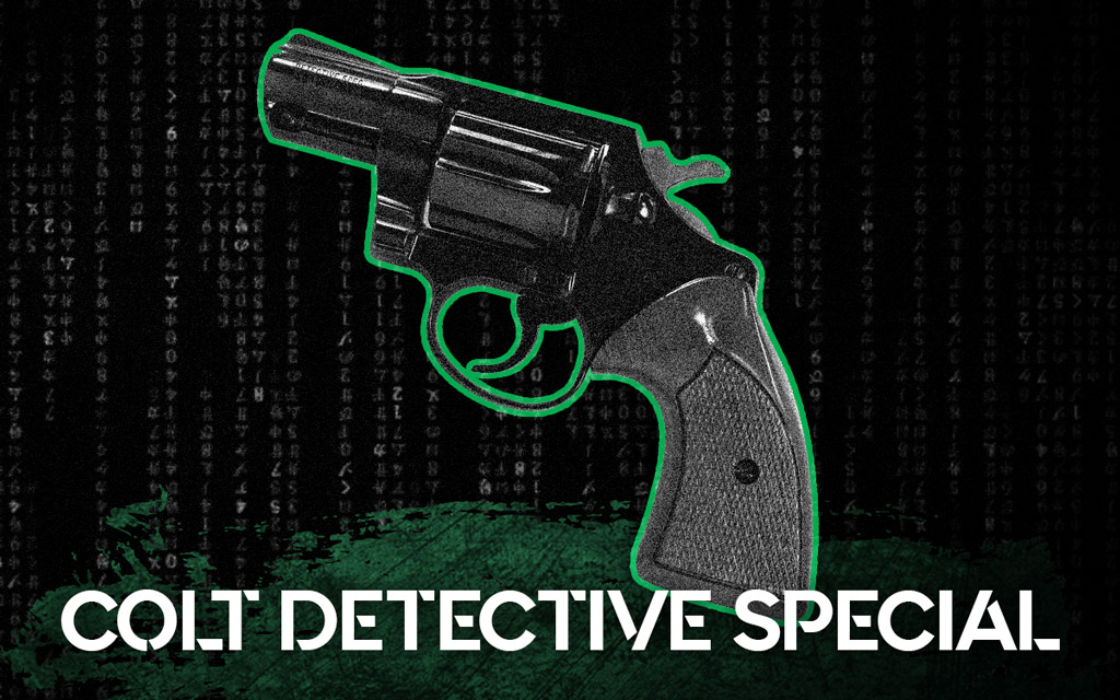a photo of a Colt Detective Special