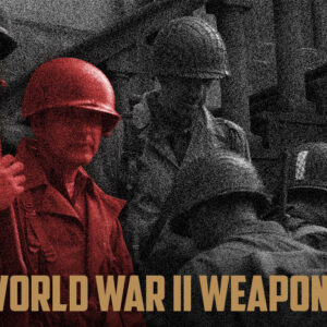 image of wwII weapons