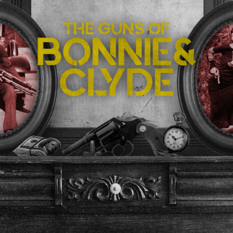 guns of bonnie and clyde article