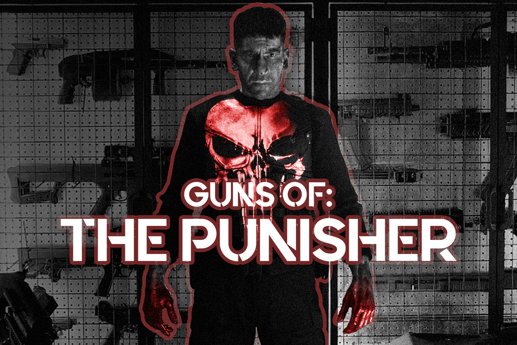 the guns of the punisher tv show