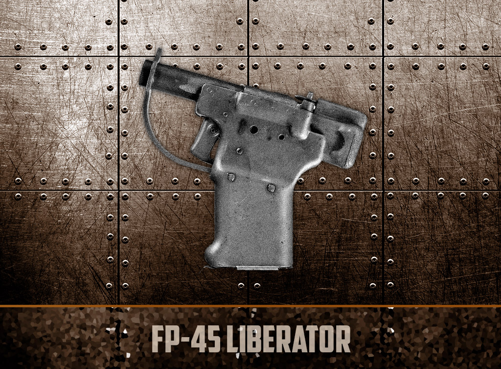 a photo of the FP-45 liberator