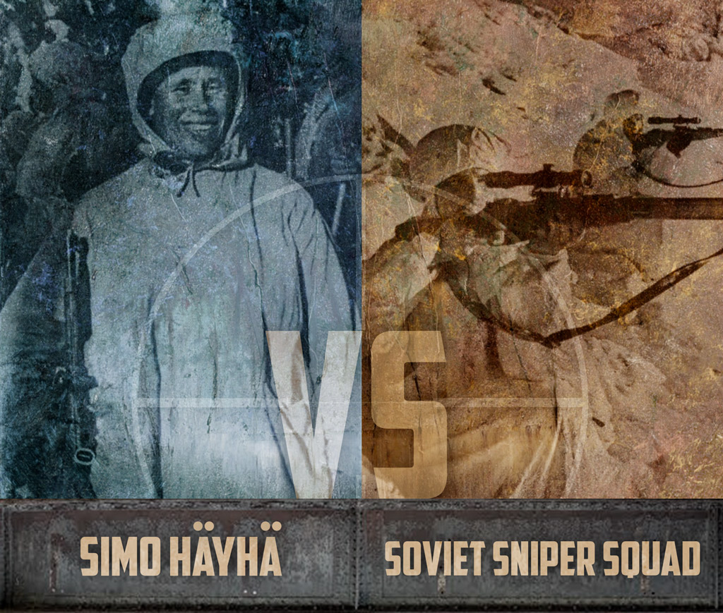 Photo of History's Greatest Sniper Duels Simo Häyhä vs. Soviet Sniper Squad