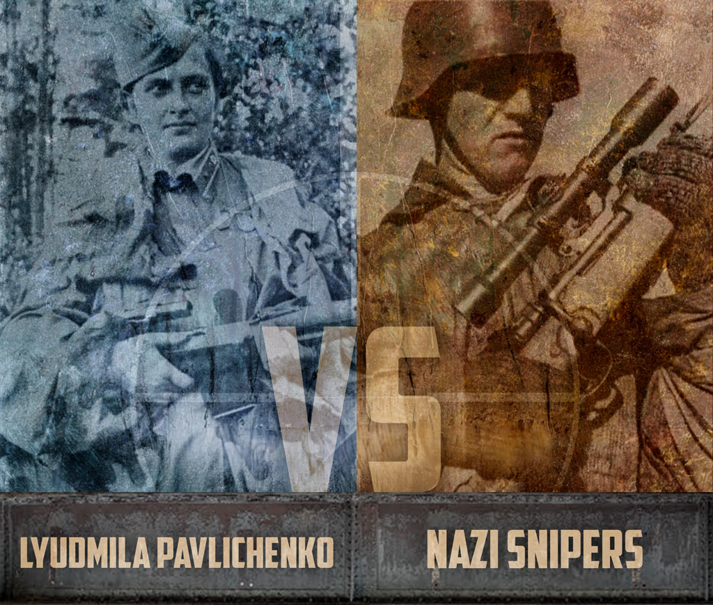 photo of History's Greatest Sniper Duels Lyudmila Pavlichenko vs Nazi Snipers