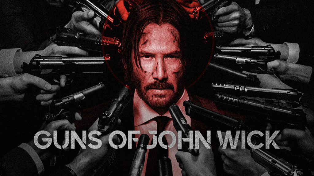 The Guns Of John Wick Widener S Shooting Blog